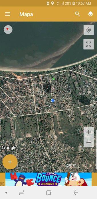 Proximo ao mar terreno na katembe