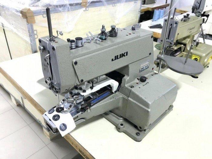 Mașină de cusut nasturi JUKI MB-373 cu 6 luni garanție