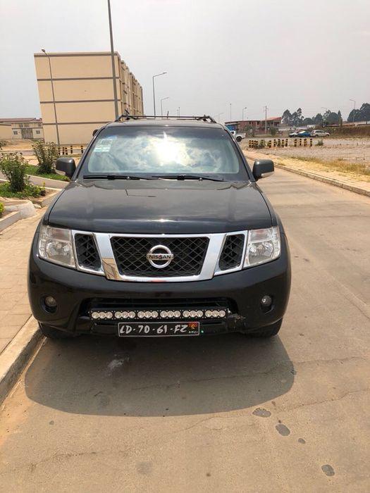 Vende-se Nissan Patfander