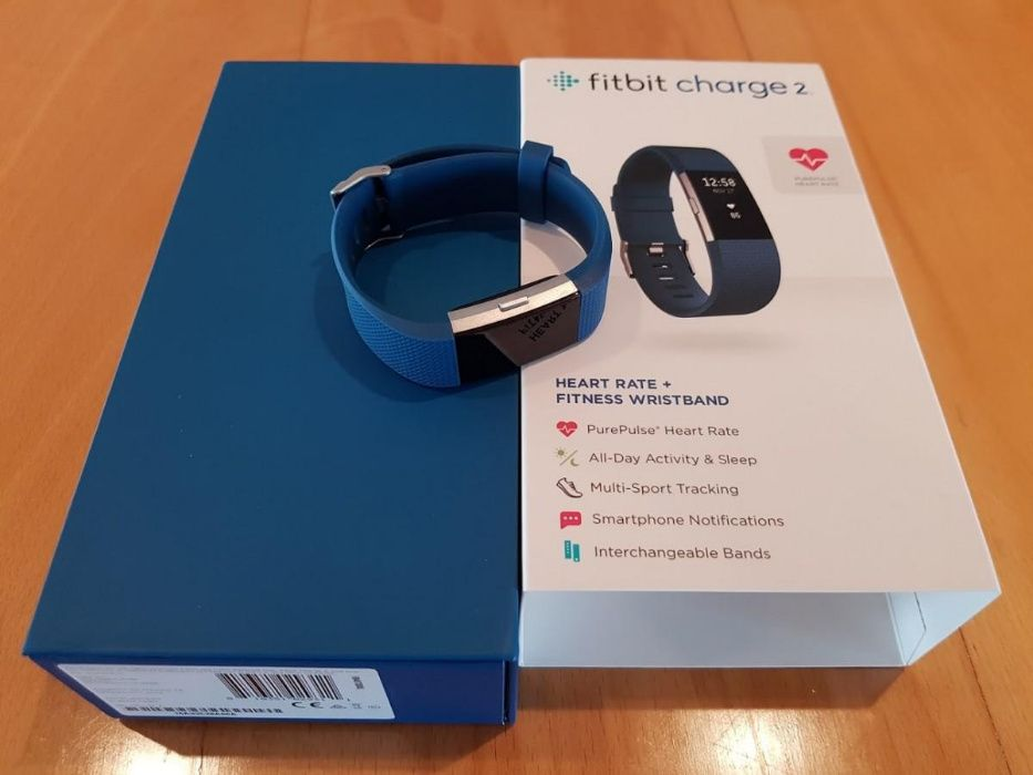 Fitbit Charge 2 HR - Fitness Band