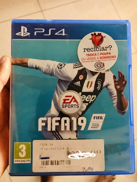FIFA 19 special edition Ps4