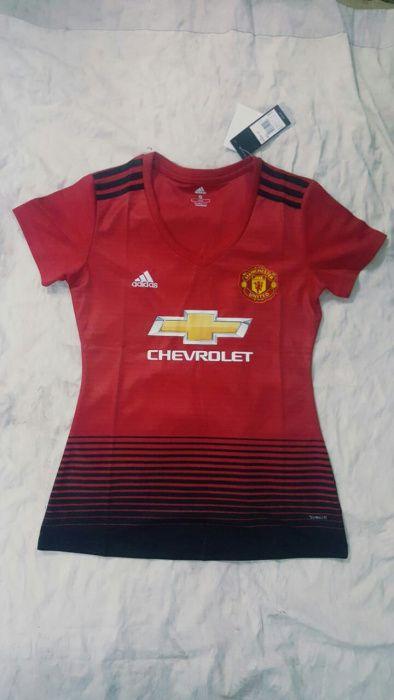 Camisetas desportivas para mulheres