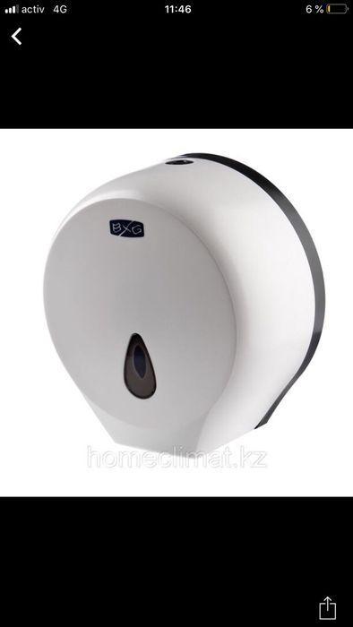 Диспенсер для туалетной рулонной бумаги