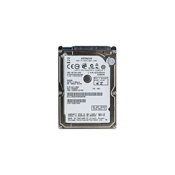 hard disk laptop sh hitachi n13508 320 gb