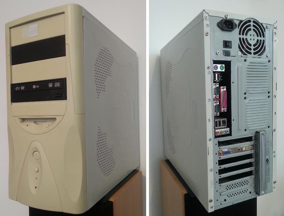 Unitate PC/ Calculator/ UC/ Workstation/ AMD Sempron(tm) 2800+ 1.61Ghz