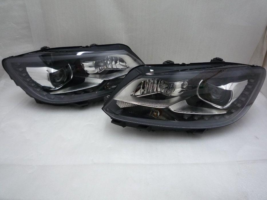 VW Touran Caddy Bi Xenon LED 1T 1T1 far faruri droser modul