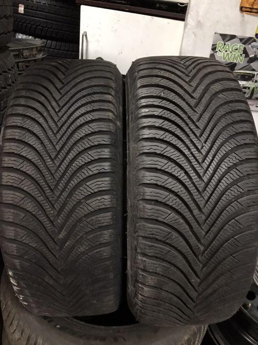 2бр.зимни 205/55/16-Michelin A4 Runflat