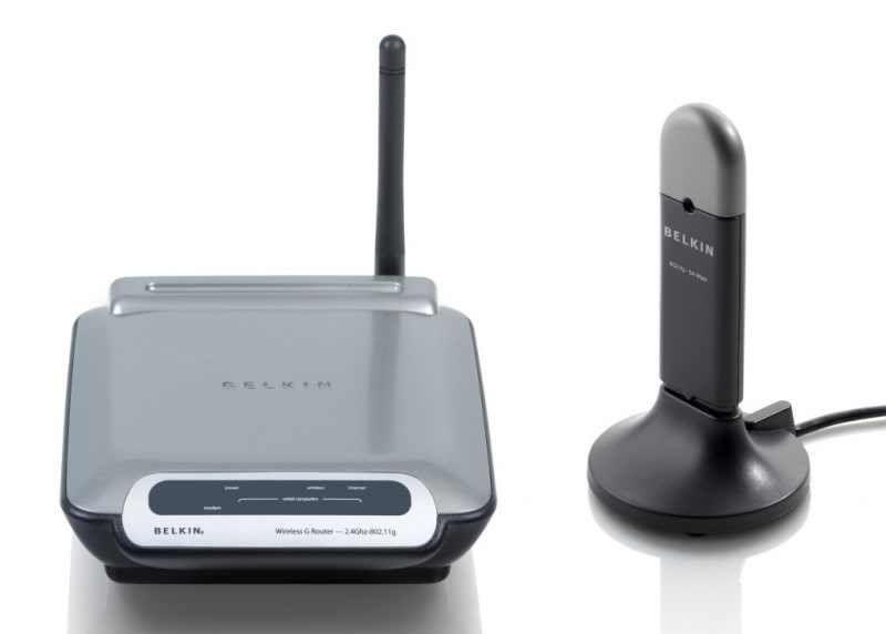 Kit Router Wireless + USB Stick Wireless - Sigilat de producator!