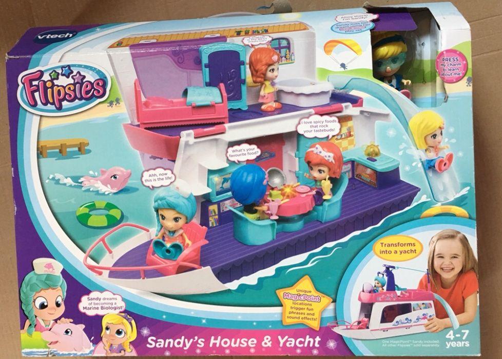 Vtech jucarie interactiva Yachtul lui Sandy