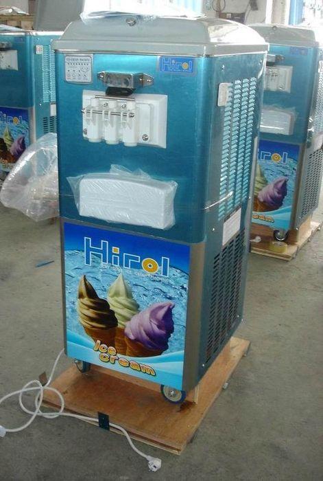 Máquina de gelado