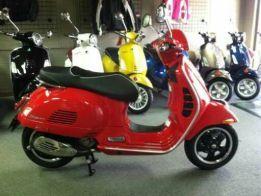 Moto Vespa 300