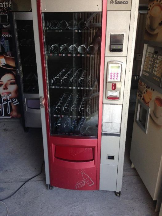 vindem automate de snack si sucuri saeco bp 36