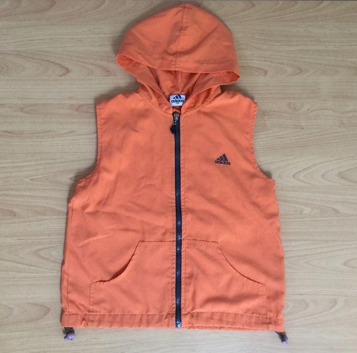 Hanorac / vesta copii Adidas, 134 cm, 7 ani