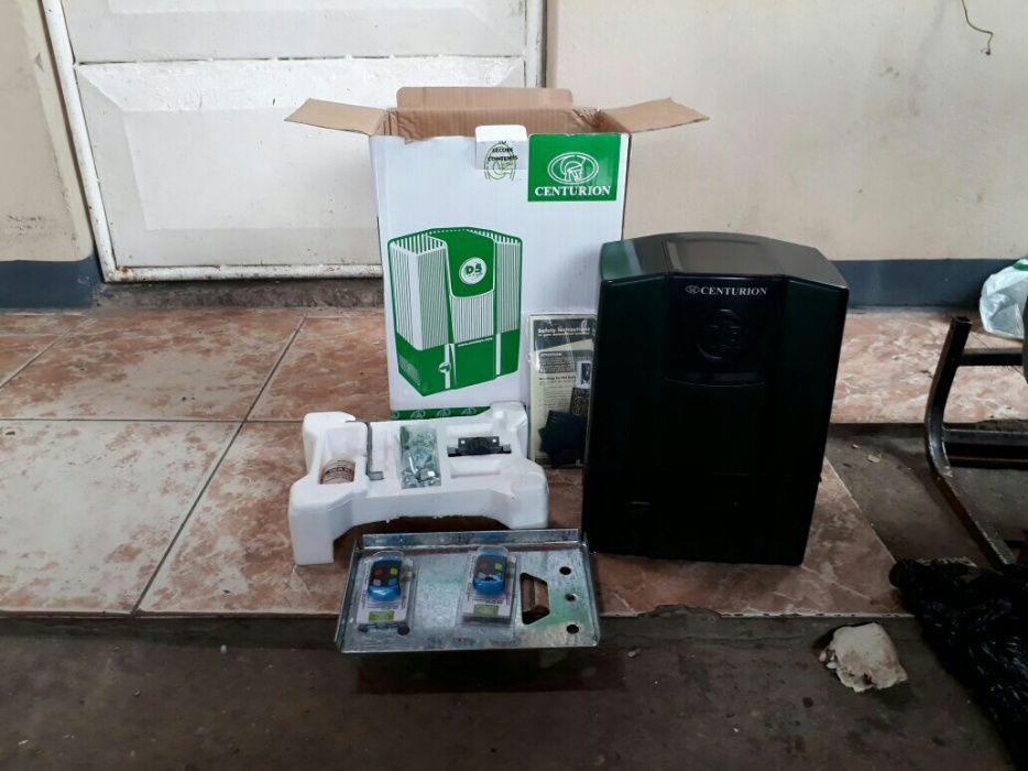 Maquina de puchar portao electrico Bairro Central - imagem 4