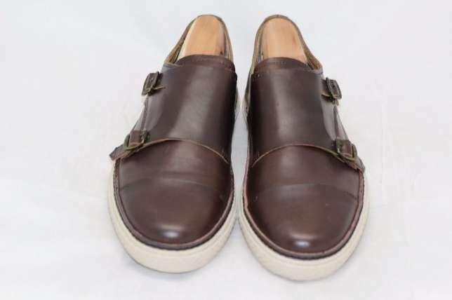 Pantofi Casual Barbati Piele Frye Monk Nr.42=28cm 100%Originali Noi!
