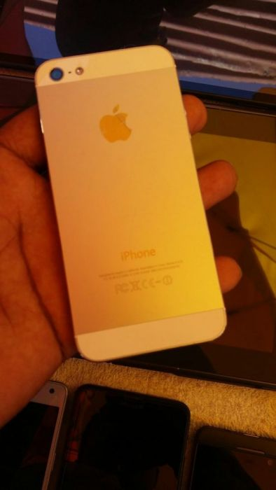 IPhone 5 branco 16g ha bom preço