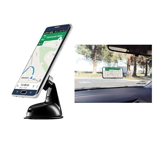 Suport magnetic de telefon pentru masina (bord/parbriz)