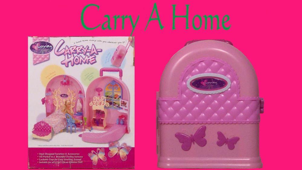 Casa pentru papusi Barbie
