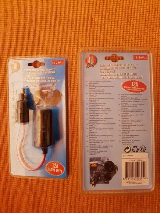Разклонител за запалка за кола;Преходник за запалка за кола 3×12v,24v. гр. Пловдив - image 11