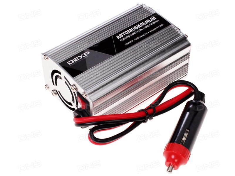 на авто инвертор-преобразователь вход DC 12 вольт выход AC 220v 500w