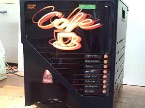 vand automat de cafea Rhea Vendors model pe cafea instant 150 euro
