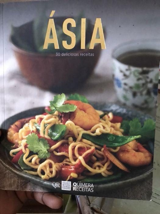 30 receitas da Asia (livro) Sommerschield - imagem 1
