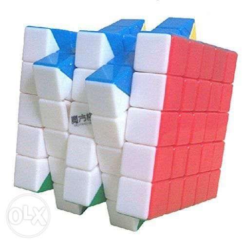Cub Rubik 5x5x5 stickerless