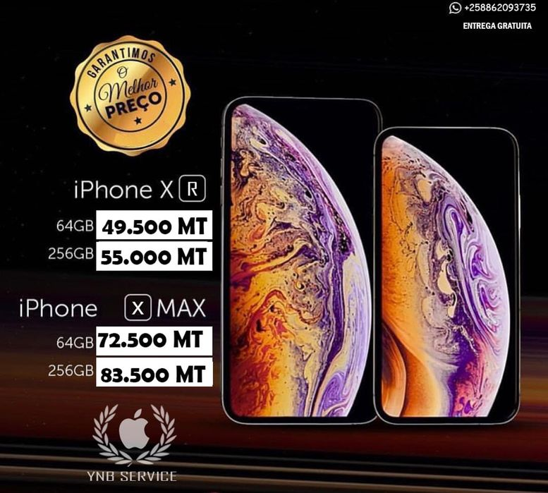 IPhone XR iphone XMAX