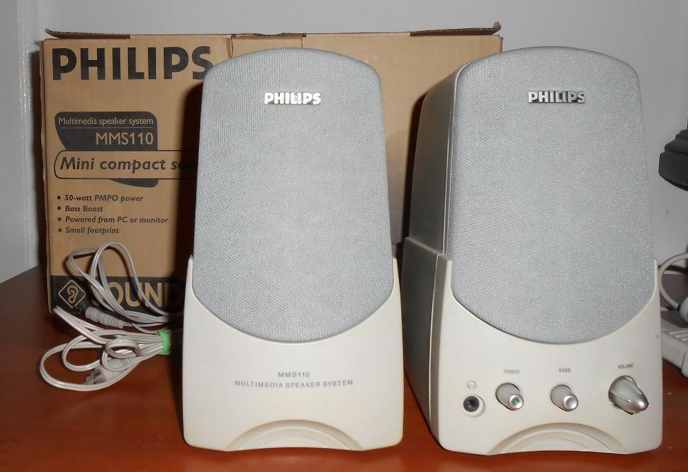 Boxe PHILIPS pentru calculator - 50W