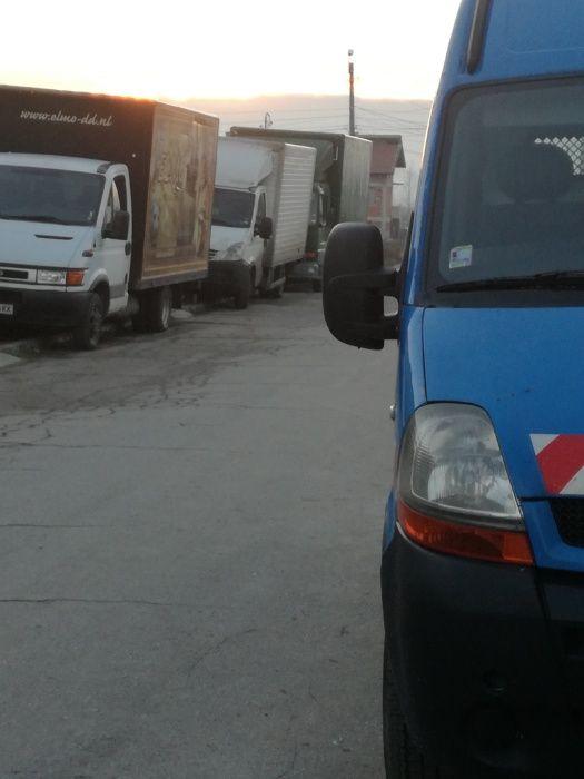 Транспортни и хамалски услуги с падащ борд Пазарджик и страната 24/7дн