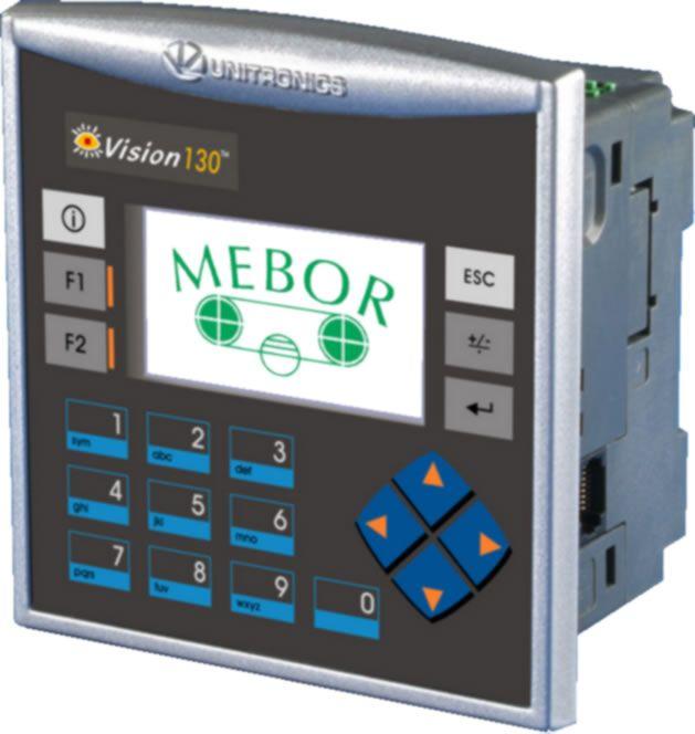Banzic orizontal Mebor htz 800