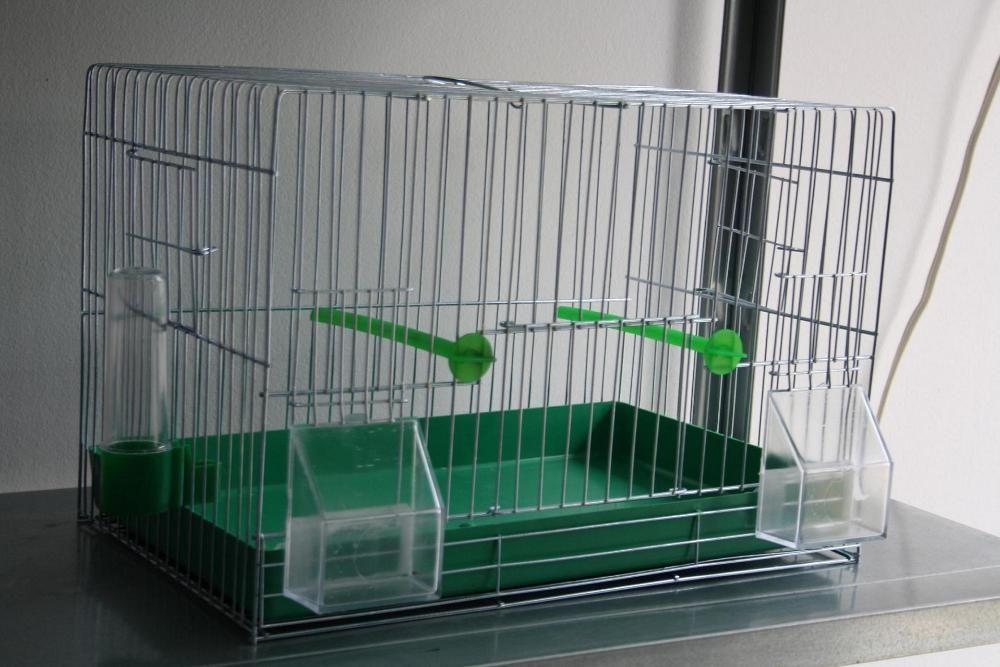 Клетка за канарчета единична средна L , и за други птици и канари