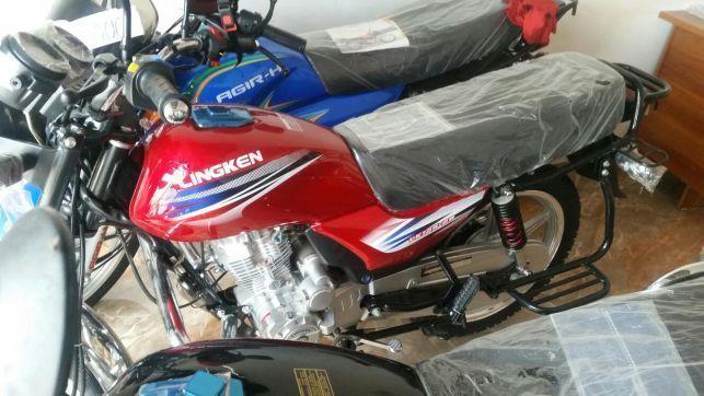 Vendo Mota e Moto de Marca Lingken