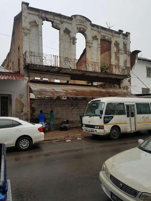 CONDIÇÕES e PROPOSTAS pra PRÉDIO a Construir na Baixa da Cidade Maputo