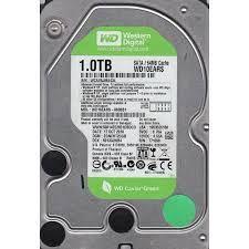HD Western Digital 1 TB Sata