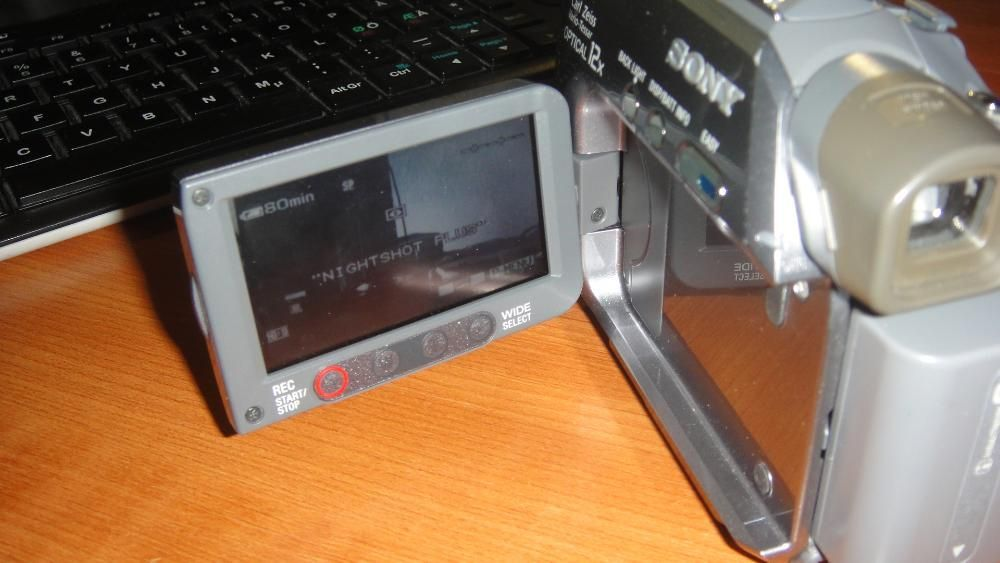camera video Sony hcr-hc39e