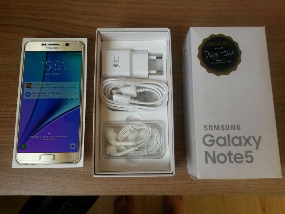 Samsung Galaxy Note 5 32Gb Selados Cores Disponíveis