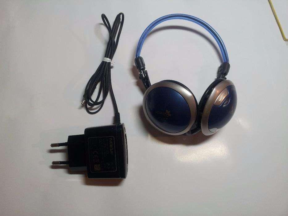 Casca Bluetooth rabatabil TECH