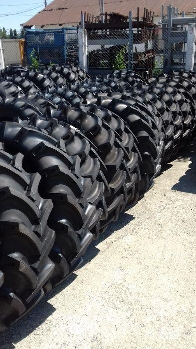 Anvelope noi rezistente 8PR 13.6-36 cauciucuri tractor 2 ani garantie