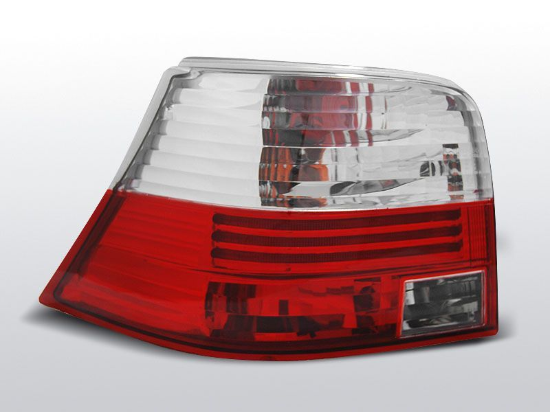 Stopuri alb rosu VW Golf 4