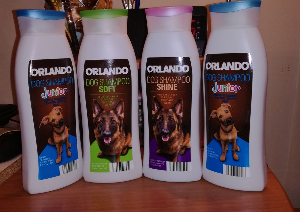 Șampon pentru căței