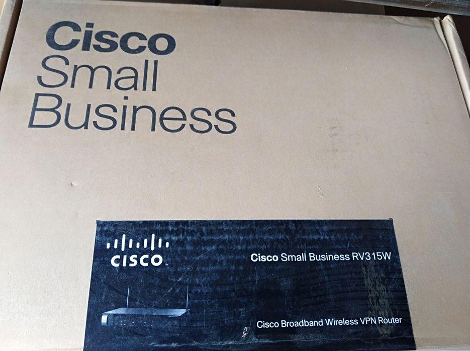 Cisco RV315W Broadband Wireless VPN Router-novo