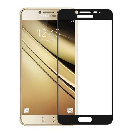 Folie Sticla 3D Samsung J3 2017 J5 2017 J7 2017 Black, Gold