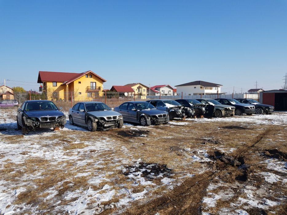 Dezmembrez/Dezmembrari BMW e46 sedan , coupe , cabrio , compact ,break