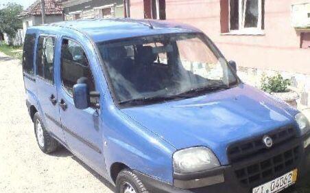 Dezmembrez Fiat Doblo 1.4 benzina