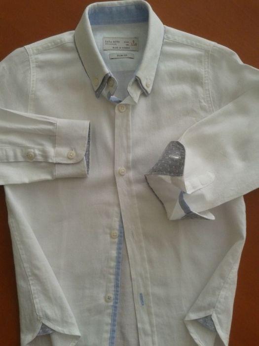 Риза Zara за момче 3/4 год