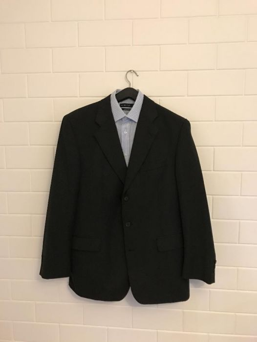 Fato de homem para festas, casamentos, baptizados (casaco/calça) nº52