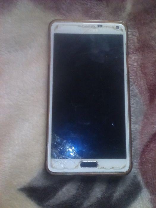 Note 4 com problema de LCD