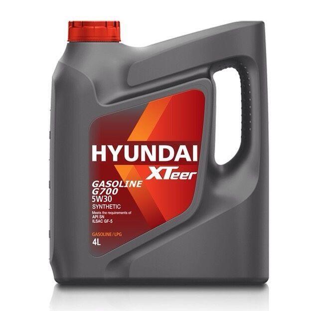 Автозапчасти! Оригинальное масло Hyundai Xteer