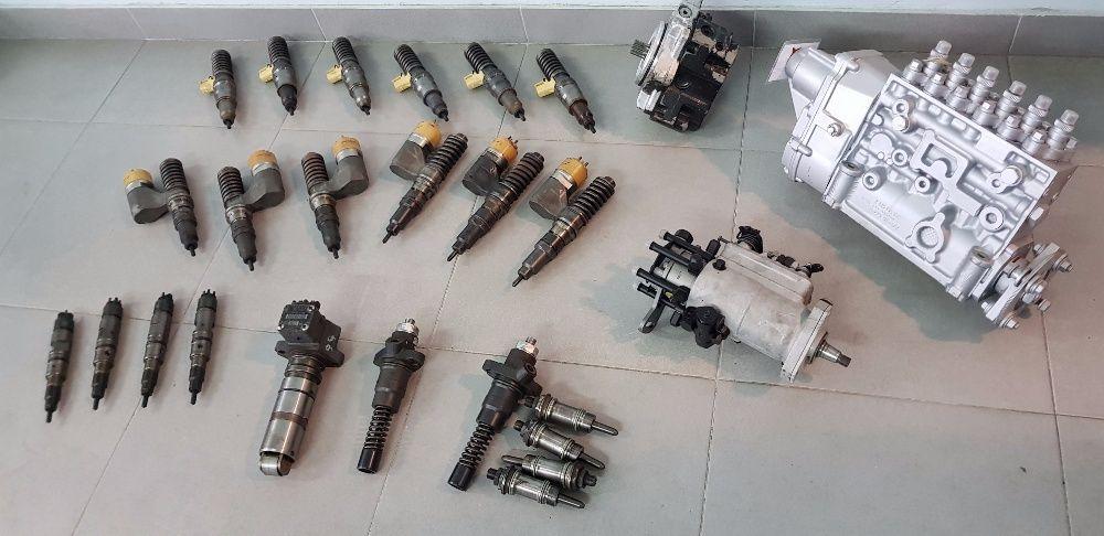Unidades Injectoras VOLVO FH